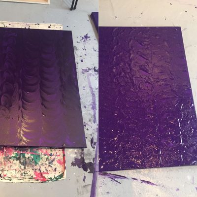 Texture Purple in the works